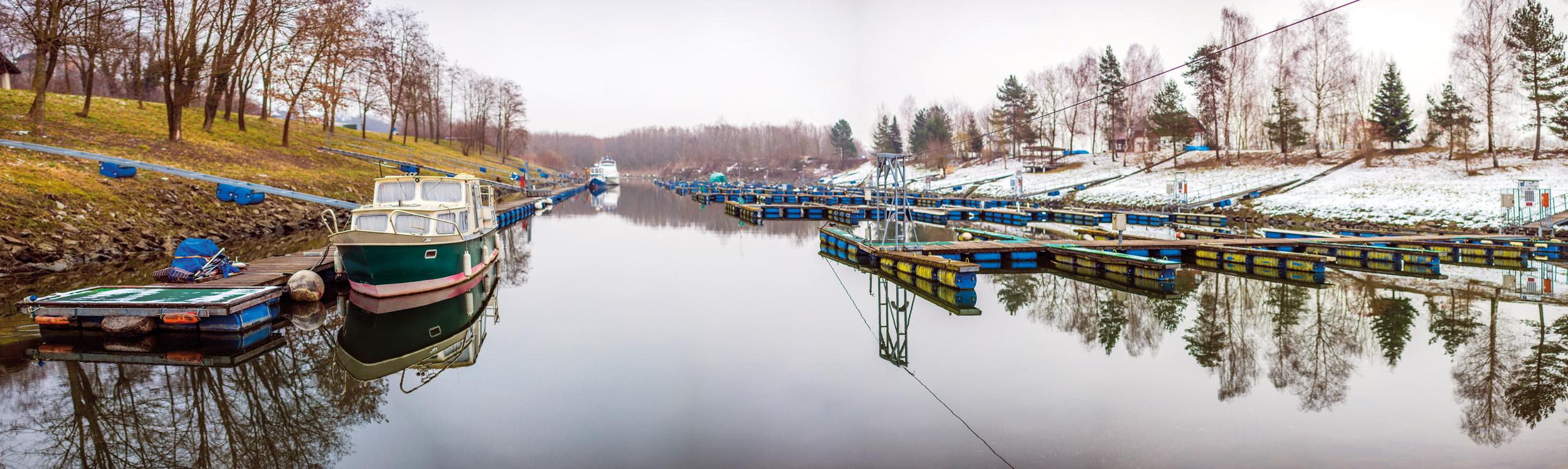 Hafen Luberegg